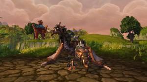 World of Warcraft Iron Skyreaver - náhled