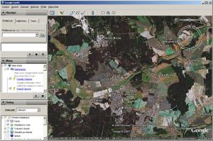 Google Earth 7.1.8.3036