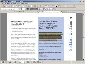Infix PDF editor 7.3.1 - náhled