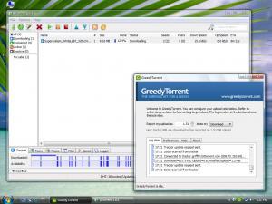 GreedyTorrent 1.01 beta #170 - náhled