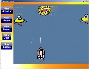 Alien Super Games - náhled