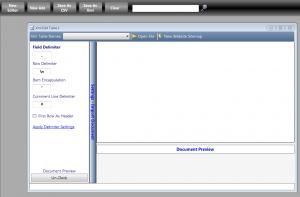 XML Editor 2.0.0 - náhled