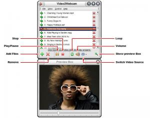 Video2Webcam 3.6.8.8 - náhled