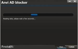 Anvi Ad Blocker 1.2 - náhled