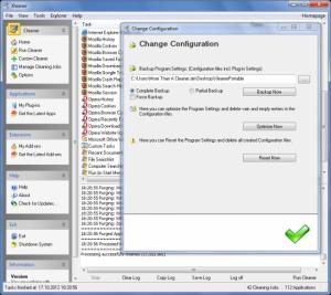 Xleaner Portable 4.27.1354 - náhled
