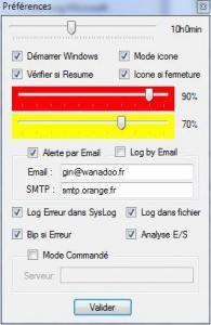 SmartStatusMonitor 1.0 - náhled