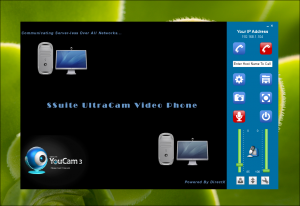 SSuite UltraCam Video Phone 2.01.0001 - náhled