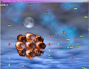 Space Strike 2 - náhled