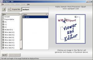 wpClipper 8.0 - náhled