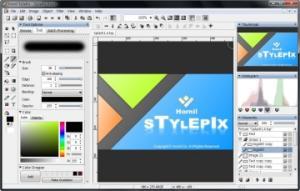 Hornil StylePix 1.14.5 - náhled