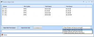 Puran Wipe Disk 1.0 - náhled