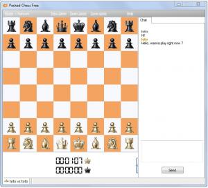 Packed Chess Free 0.9 - náhled