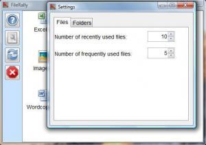 FileRally 1.2 - náhled