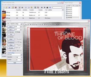 DVD slideshow GUI 0.9.5.3 - náhled