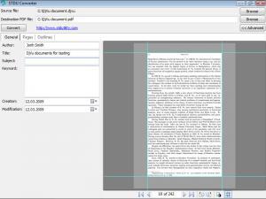 STDU Converter 2.0 - náhled