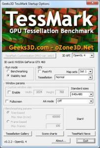 TessMark 0.3.0 - náhled
