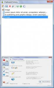ClipboardCC 5.2.0.0 - náhled