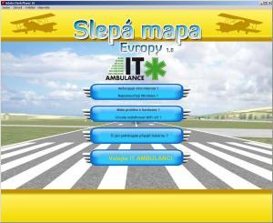 Slepá mapa Evropy - Zeměpis 1.0 - náhled