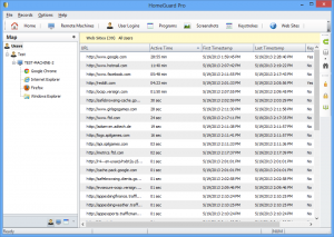 HomeGuard Professional 9.9.7 - náhled