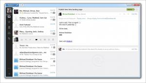 Mailbird 2.3.22.0 - náhled