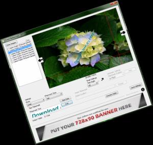 Smart Watermark 2.0.1.0 - náhled