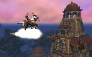 World of Warcraft Swift Windsteed - náhled