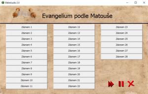 Audio Bible - Nový zákon v češtině - náhled