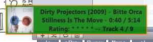 iTunesControl 0.63 - náhled