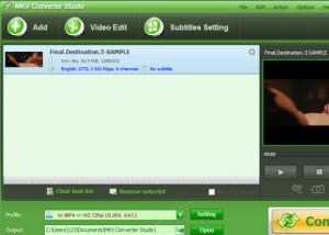 Apowersoft MKV Converter Studio 2.5.5 - náhled