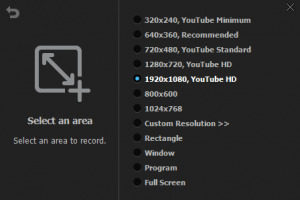 liteCam HD 5.0.0.2 - náhled