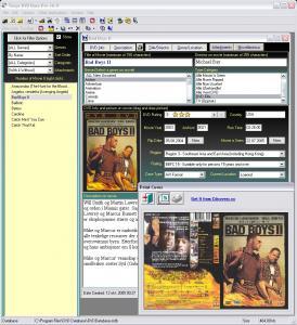 DVDBase Pro 7.0 - náhled