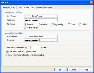 Aura Free Video Converter 1.6.2 - náhled