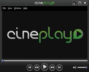 CinePlay 1.1 beta - náhled