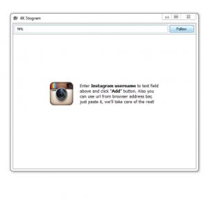 4K Stogram 1.4 - náhled