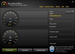 Speedtest4free 1.0 - náhled