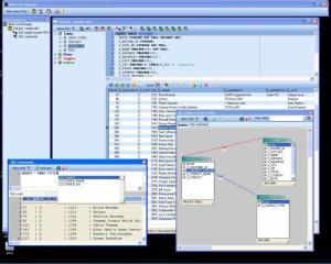SQLite3 database manager 8.16 - náhled