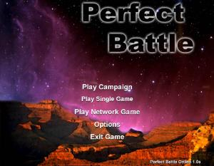Perfect Battle Online 1.0b - náhled