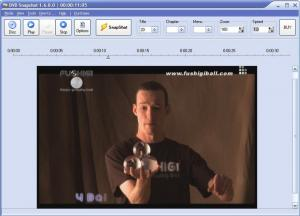 DVD Snapshot 1.7.6.10 - náhled