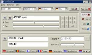 EuroConvert