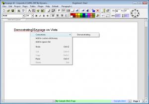 EzyPage Basic Edition 11 - náhled