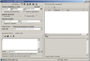 Sms GateKeeper 2009 3.0.0.0 - náhled