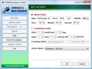 Auto Control 2.0 - náhled