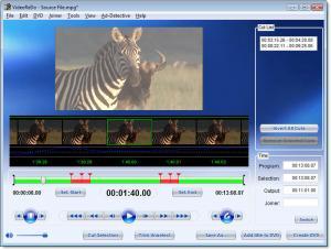 VideoReDo TVSuite 5.3.83.763 - náhled
