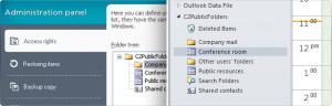 CodeTwo Public Folder 4.7.4 - náhled