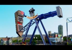 Simcity Amusement Park Pack - náhled