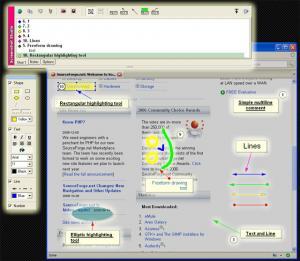 Screenshot Studio 1.9.98 - náhled