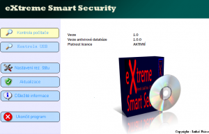 eXtreme Smart Security 2.0 - náhled