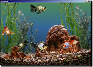 Goldfish Aquarium 2 - náhled