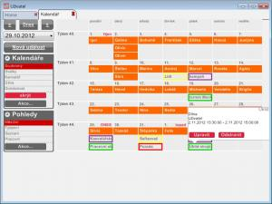 MG Calendar 3.803 - náhled