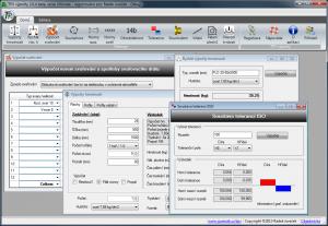 TPV výpočty 8.3.0 - náhled